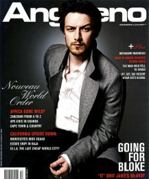 Angeleno Magazine, December 2007