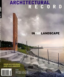 Architectural Record, July 2009