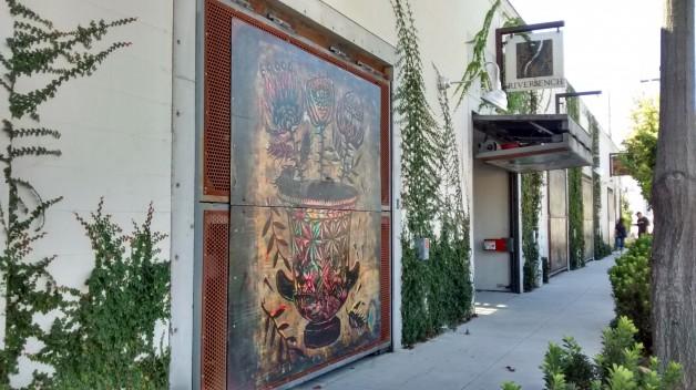 Funk Zone Gates Receive Santa Barbara Beautiful Award